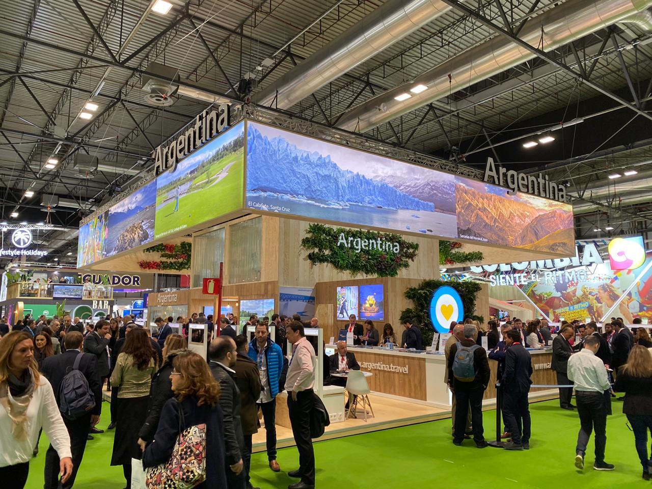 Image result for FITUR 2020 Argentina